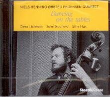 Dancing on the Tables - CD Audio di Niels-Henning Orsted Pedersen