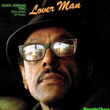 Lover Man - CD Audio di Duke Jordan