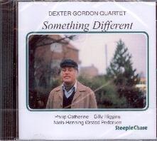 Something Different - CD Audio di Dexter Gordon