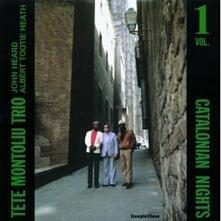 Catalonian Nights vol.1 - CD Audio di Tete Montoliu