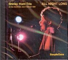 All Night Long - CD Audio di Shirley Horn