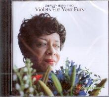 Violets for your Furs - CD Audio di Shirley Horn
