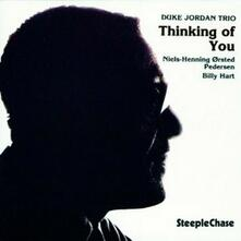 Thinking of you - CD Audio di Duke Jordan