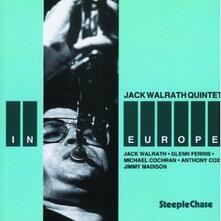 In Europe - CD Audio di Jack Walrath