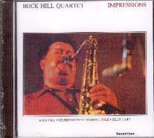 Impressions - CD Audio di Buck Hill
