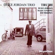 Truth - CD Audio di Duke Jordan