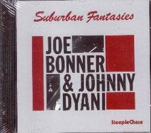 Suburban Fantasies - CD Audio di Joe Bonner,Johnny Dyani