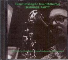 Surprise Party - CD Audio di Bernt Rosengren