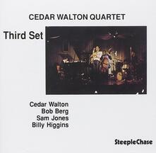 Third Set - CD Audio di Cedar Walton