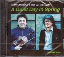 Quiet Day In Spring - CD Audio di Larry Coryell