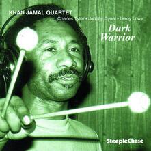 Dark Warrior - CD Audio di Khan Jamal
