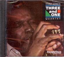 Three & One - CD Audio di Thad Jones