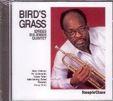 Bird's Grass - CD Audio di Idrees Sulieman