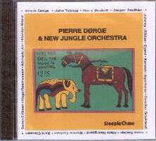 Even the Moon Is Dancing - CD Audio di Pierre Dorge