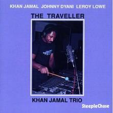 The Traveller - CD Audio di Khan Jamal