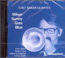 When Sunny Gets Blue - CD Audio di Chet Baker