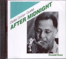 After Midnight - CD Audio di Dexter Gordon