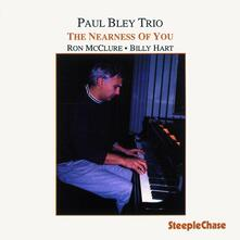 The Nearness of you - CD Audio di Paul Bley