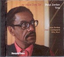 As Time Goes by - CD Audio di Duke Jordan