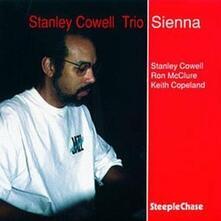 Sienna - CD Audio di Stanley Cowell