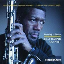 Destiny is Yours - CD Audio di Billy Harper
