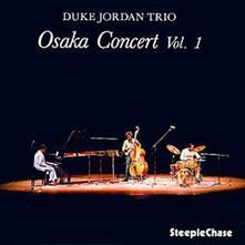 Osaka Concert vol.1 - CD Audio di Duke Jordan