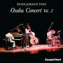Osaka Concert vol.2 - CD Audio di Duke Jordan