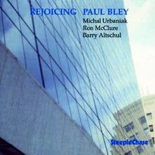 Rejoicing - CD Audio di Paul Bley,Michal Urbaniak