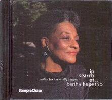 In Search of Hope - CD Audio di Bertha Hope