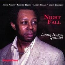 Night Fall - CD Audio di Louis Hayes