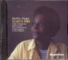 Elmo's Fire - CD Audio di Bertha Hope