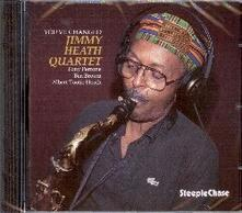You've Changed - CD Audio di Jimmy Heath