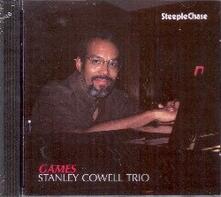 Games - CD Audio di Stanley Cowell