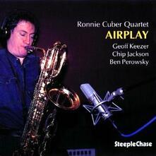 Airplay - CD Audio di Ronnie Cuber