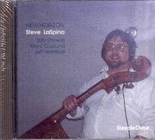 New Horizon - CD Audio di Steve LaSpina