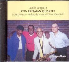 Lester Leaps in - CD Audio di Von Freeman