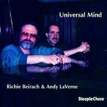 Universal Mind - CD Audio di Richie Beirach,Andy LaVerne