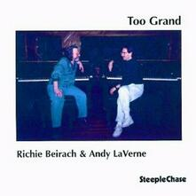 Too Grand - CD Audio di Richie Beirach,Andy LaVerne