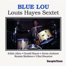 Blue Lou - CD Audio di Louis Hayes