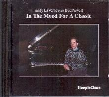 In the Mood for a Classic - CD Audio di Andy LaVerne