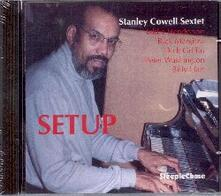 Set Up - CD Audio di Stanley Cowell