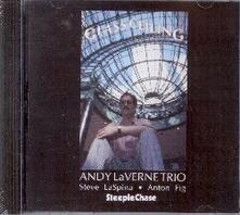 Glass Ceiling - CD Audio di Andy LaVerne