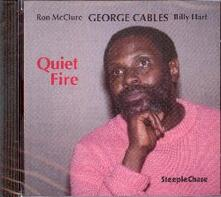 Quiet Fire - CD Audio di George Cables