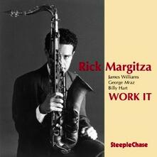 Work it - CD Audio di Rick Margitza