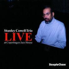 Live - CD Audio di Stanley Cowell