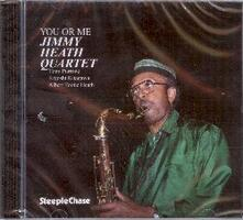 You or me - CD Audio di Jimmy Heath