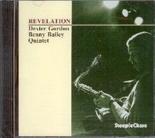 Revelation - CD Audio di Dexter Gordon,Benny Bailey