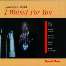 I Waited for you - CD Audio di Louis Smith