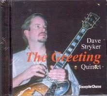 The Greeting - CD Audio di David Stryker