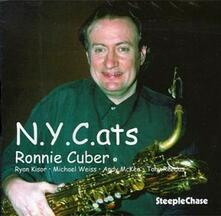 New York Cats - CD Audio di Ronnie Cuber